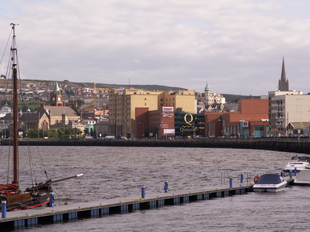 20060717-174 GB Nordirland Co Derry Derry Quayside