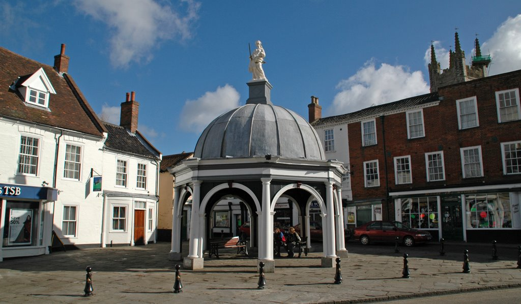 The Butter Cross, Bungay