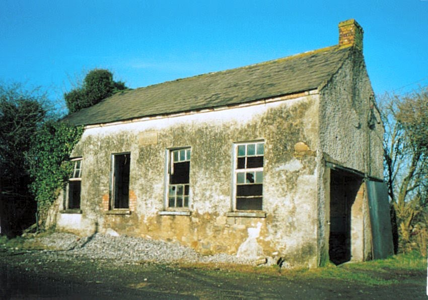 Old School House Near Laurel Hill Cross