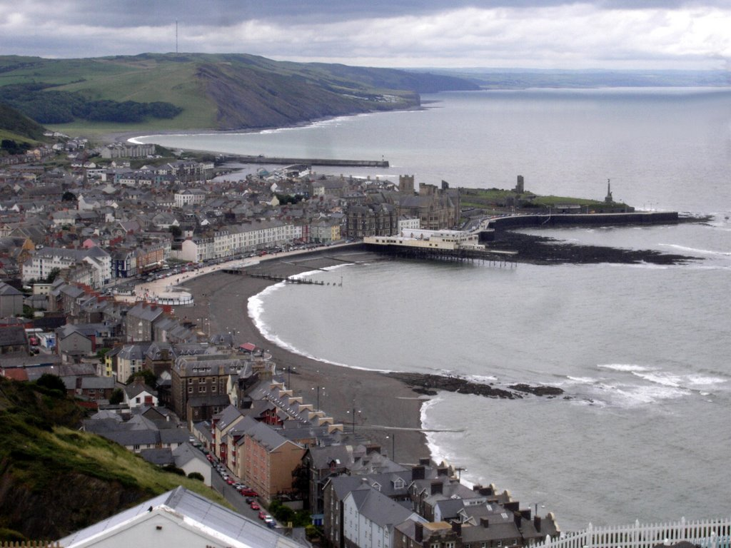 Aber from Constitution Hill