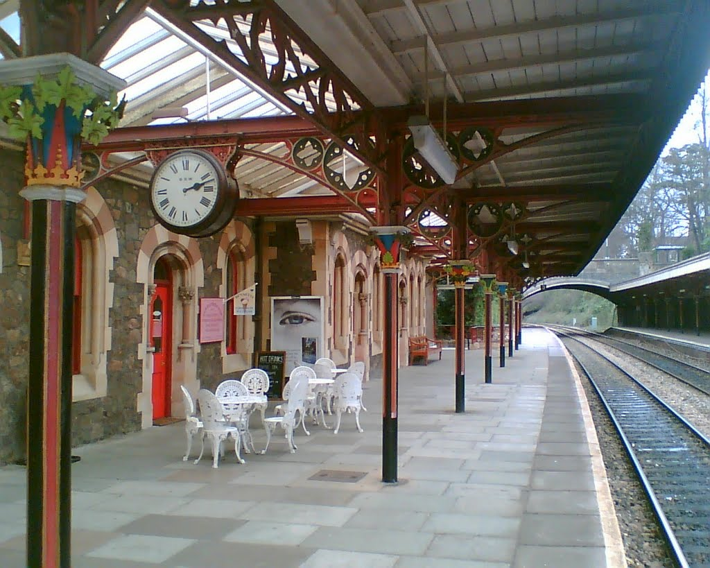Great Malvern Railway Station.