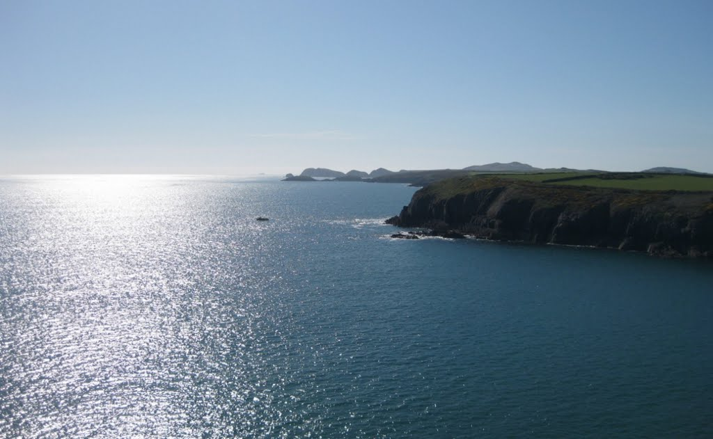 cliffs near fishguard