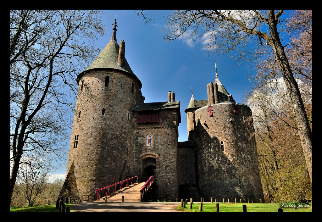Castell Coch  ~ (Joint 5th SPC15)  ~ (Castles)