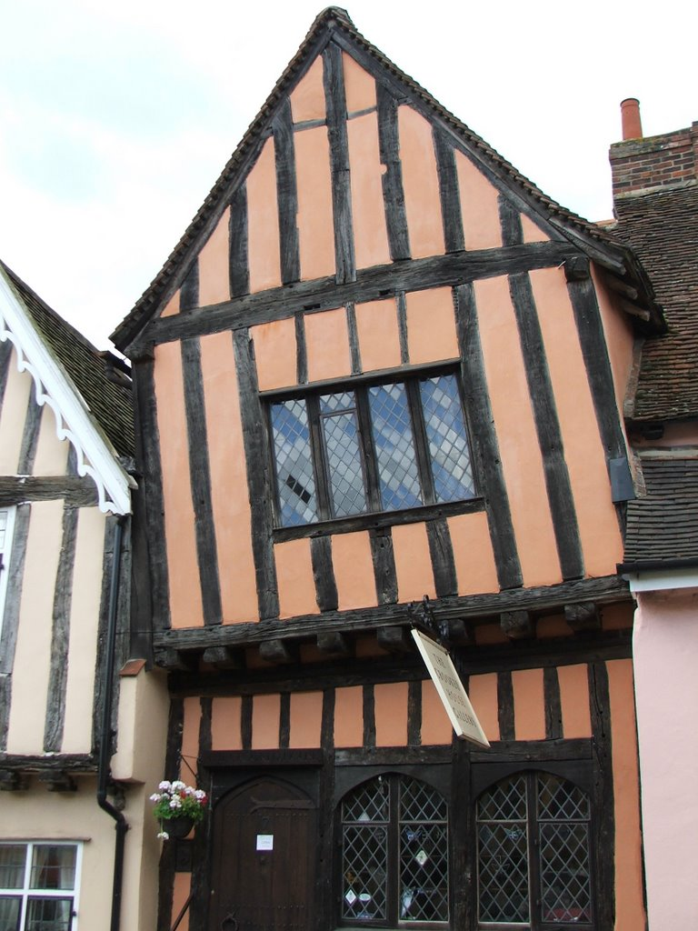 """The Crooked House"", High Street, Lavenham"