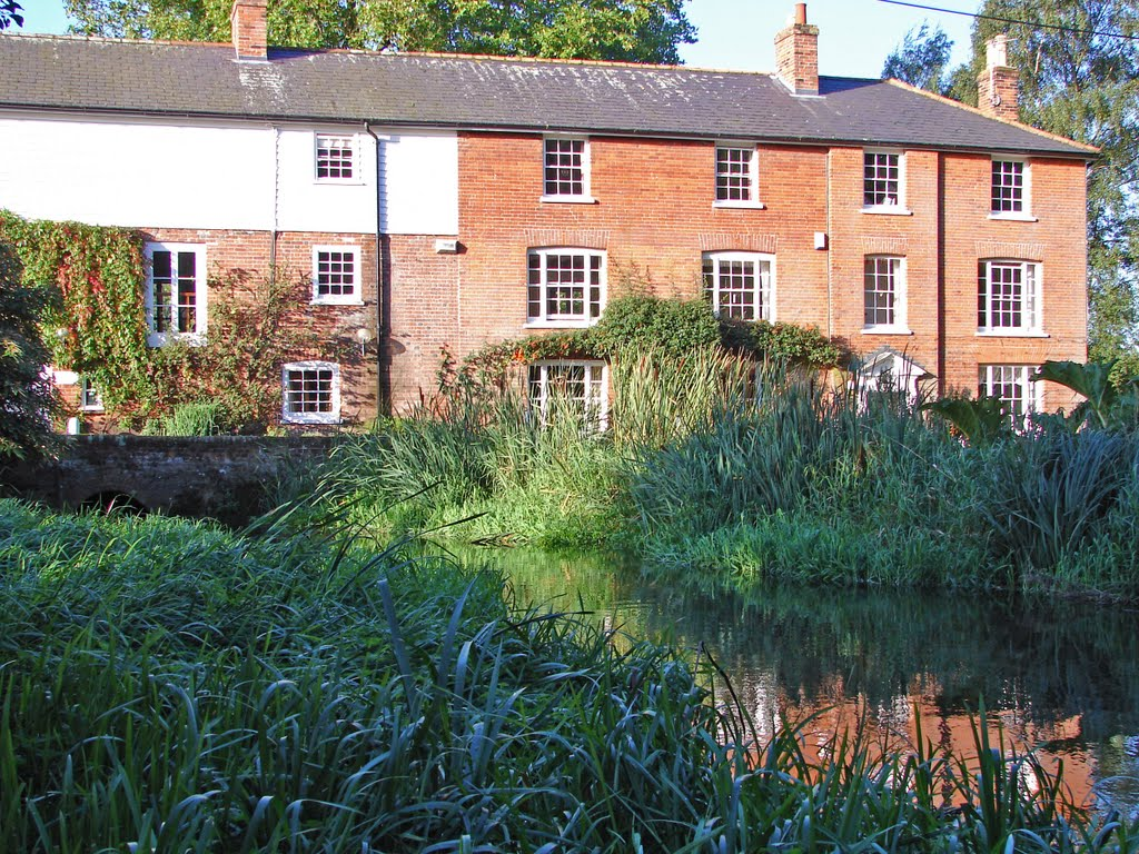 Little Braxted Mill