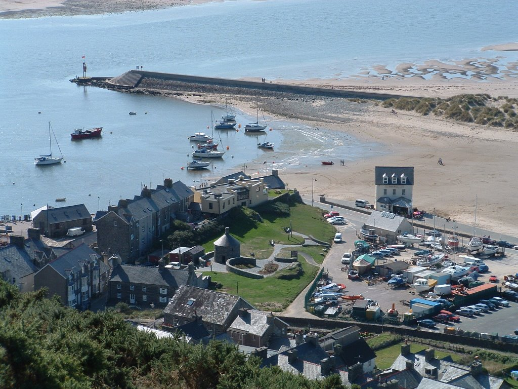 Harbour, Abermaw (Barmouth)