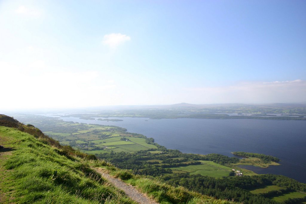 lough erne looking west