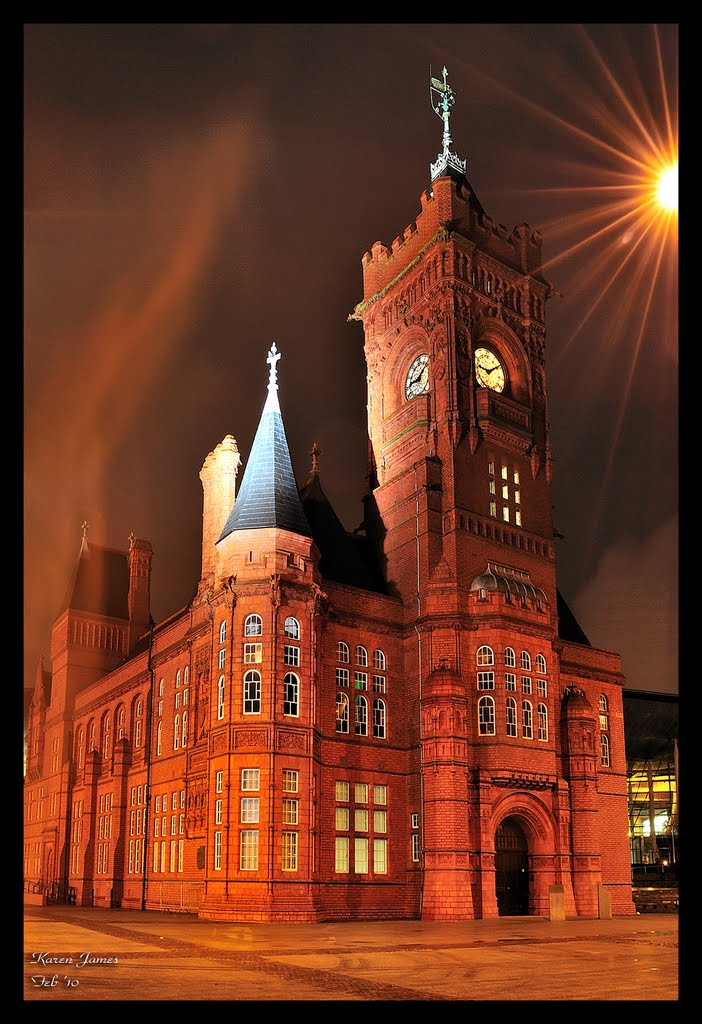 Custom House Cardiff ~ Joint 4th ~ SPC16  Night.