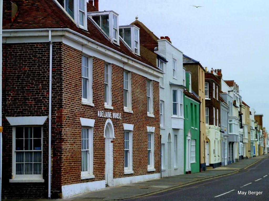 mb - Beach Street in Deal, Kent