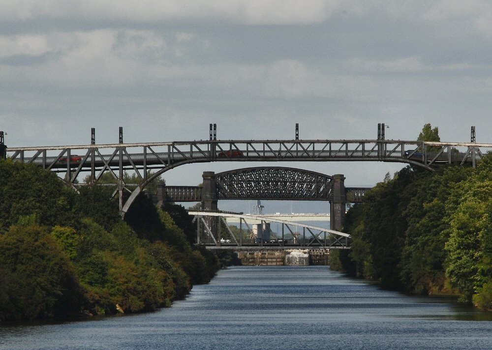 4 Bridges over Ship Canal