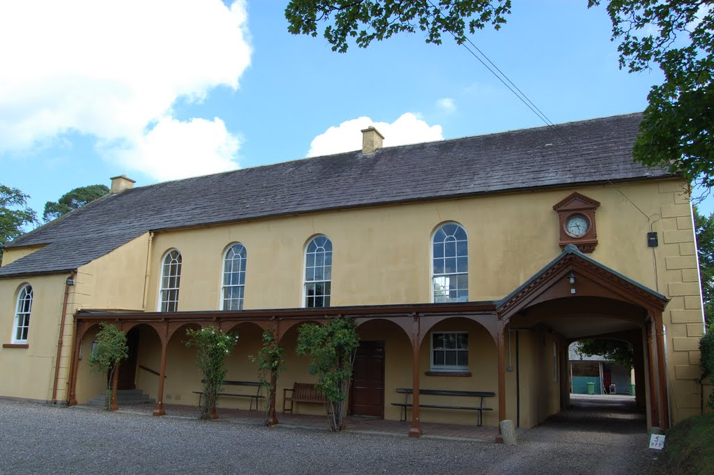 Moyallan Quakers Meeting House
