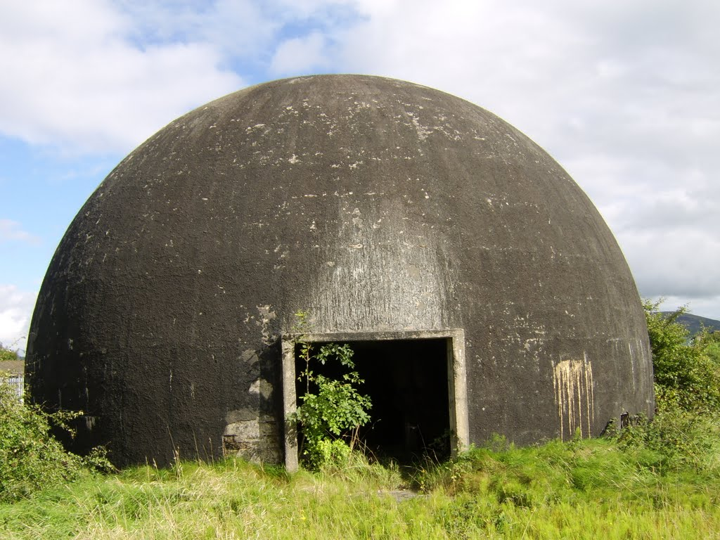 WW2 Gun Trainer Dome