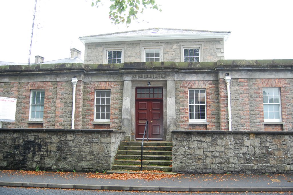 Old Court House Ballymoney