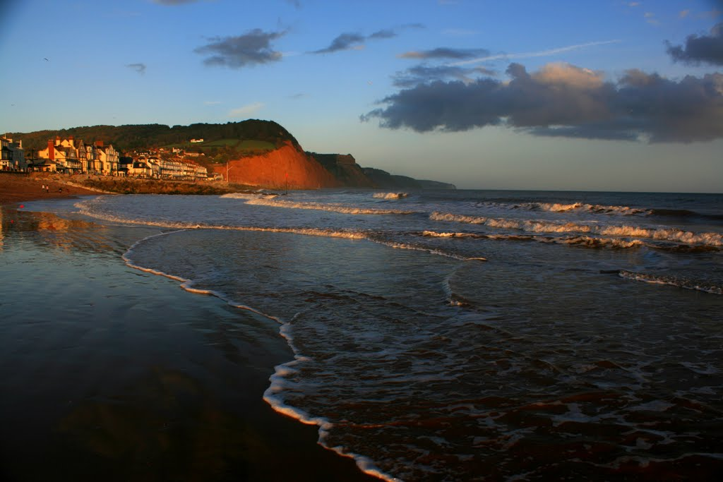 Sidmouth and Salcombe Hill