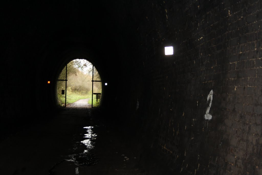 Inside Oxendon Tunnel