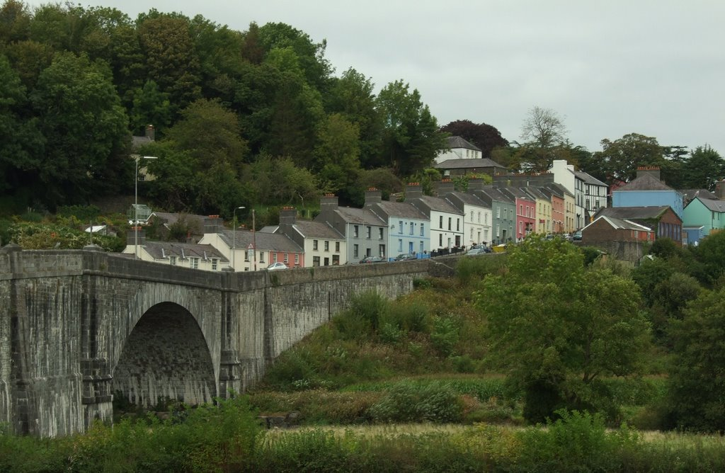bridge on River Towy, Llandeilo