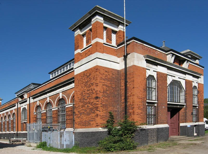 King George V Pumping Station