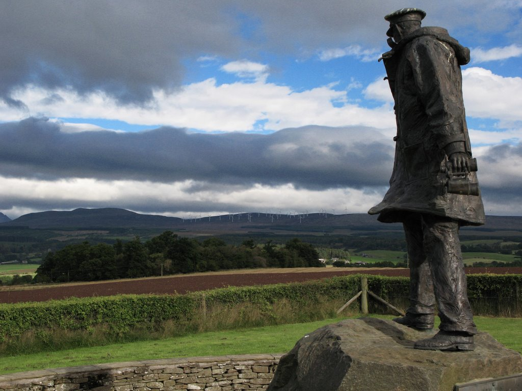 David Stirling (SAS) B826 Doune