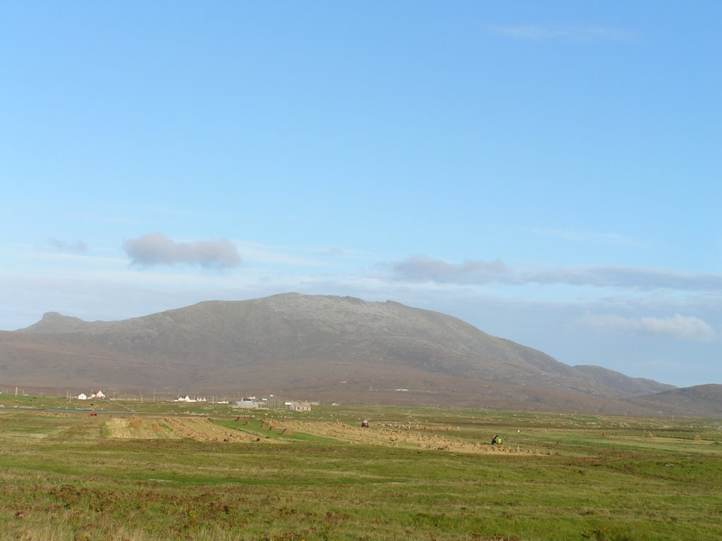 Beinn  Mhor on South Uist