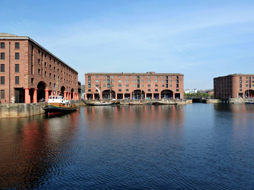 Liverpool U.K. -Albert Dock