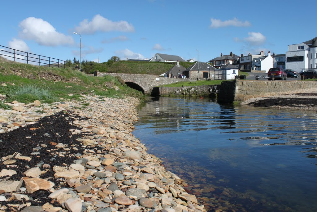 Blackwaterfoot Harbour