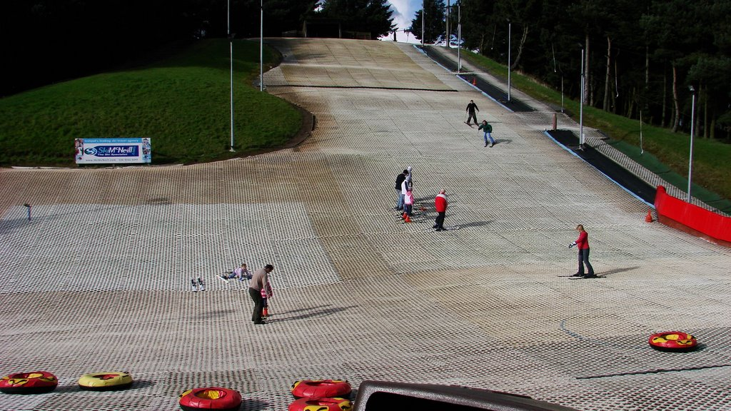 Lurgan Silverwood Ski Centre
