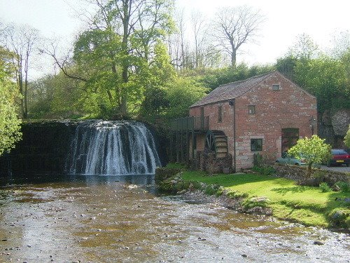 Rutter Force near Appleby