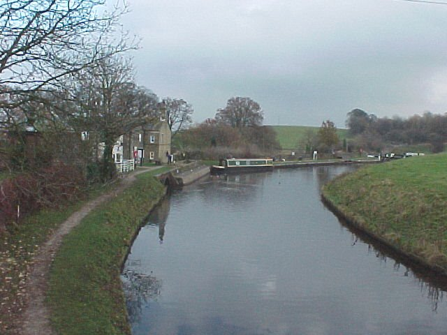 Barnoldswick - Greenberfield Locks