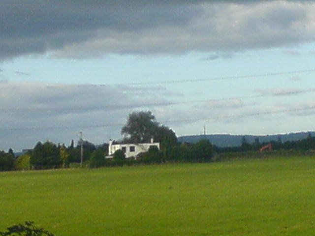 Toome, control tower