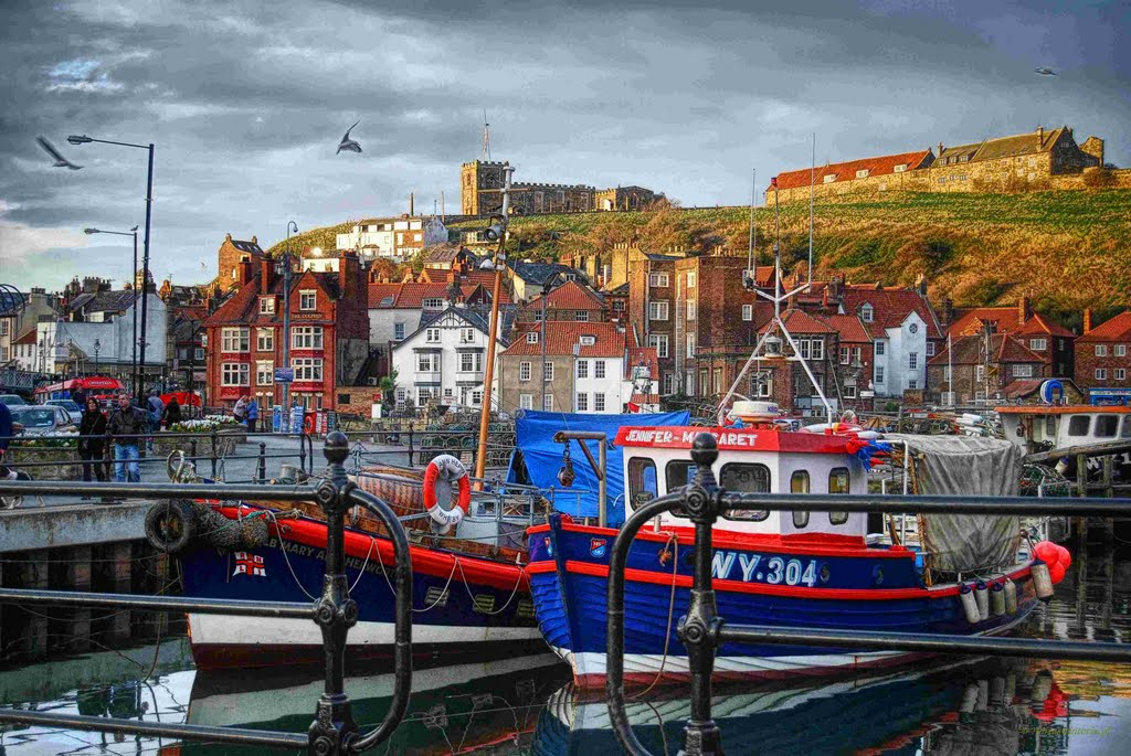 Whitby,North Yorkshire,England