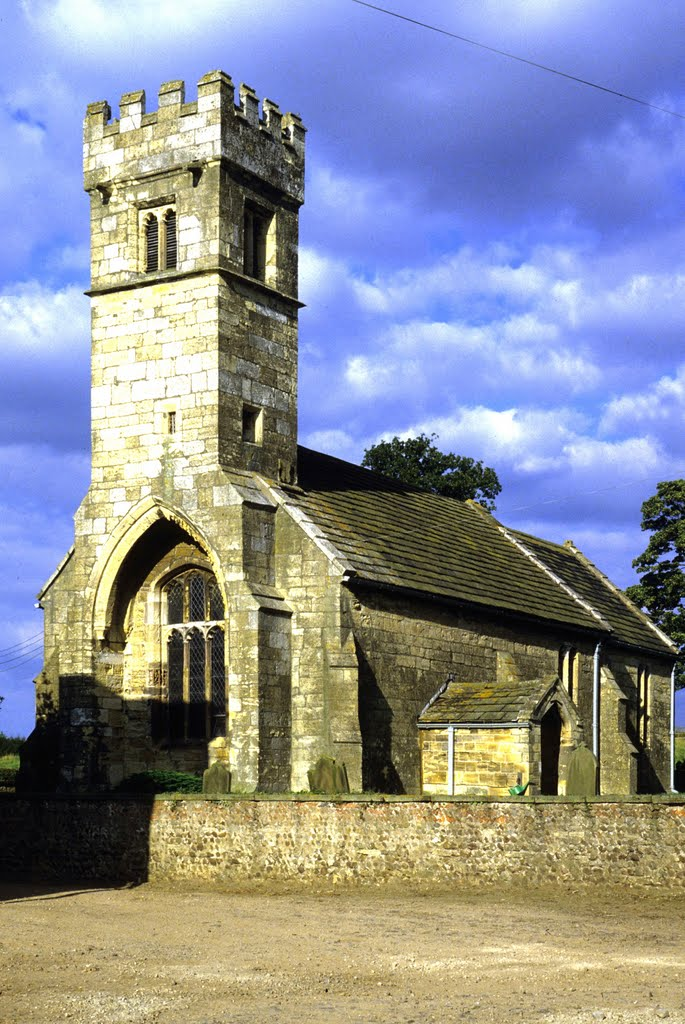 Yorkshire Churches (8): Cowthorpe [UK]