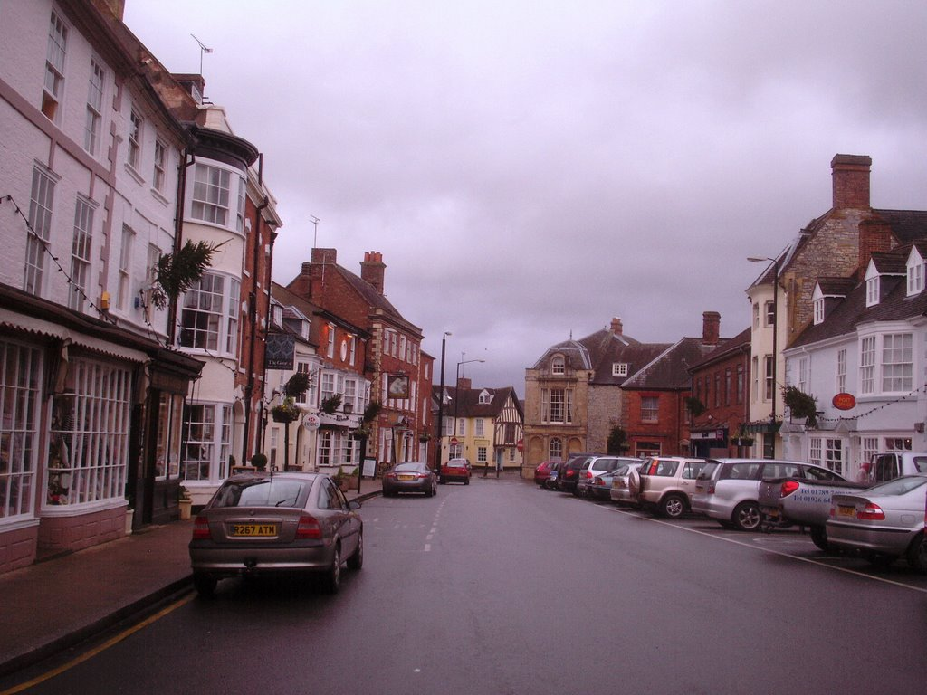 Shipston on Stour High St