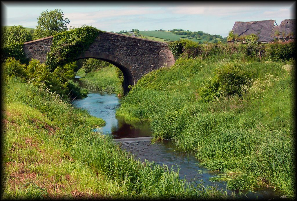 Jerretspass bridge on the Newry Canal