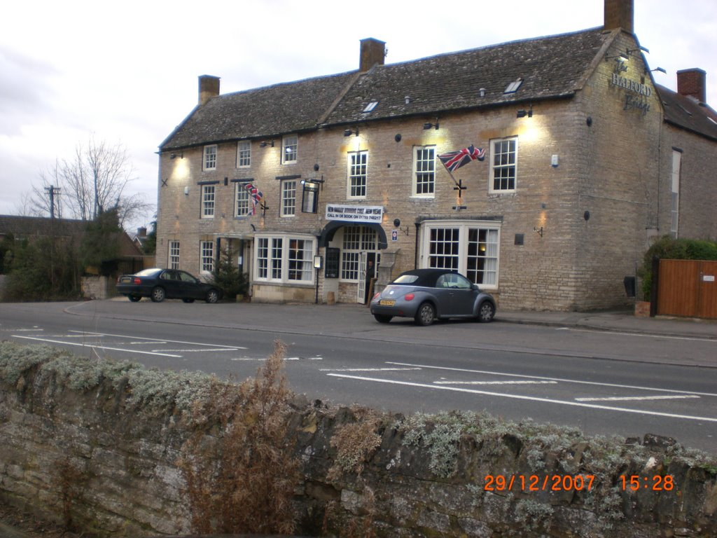 Halford Bridge Inn
