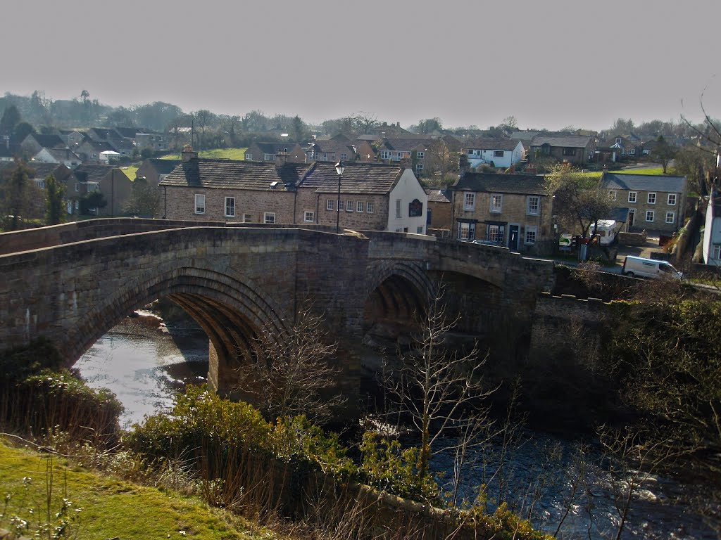 Barnard Castle Bridge