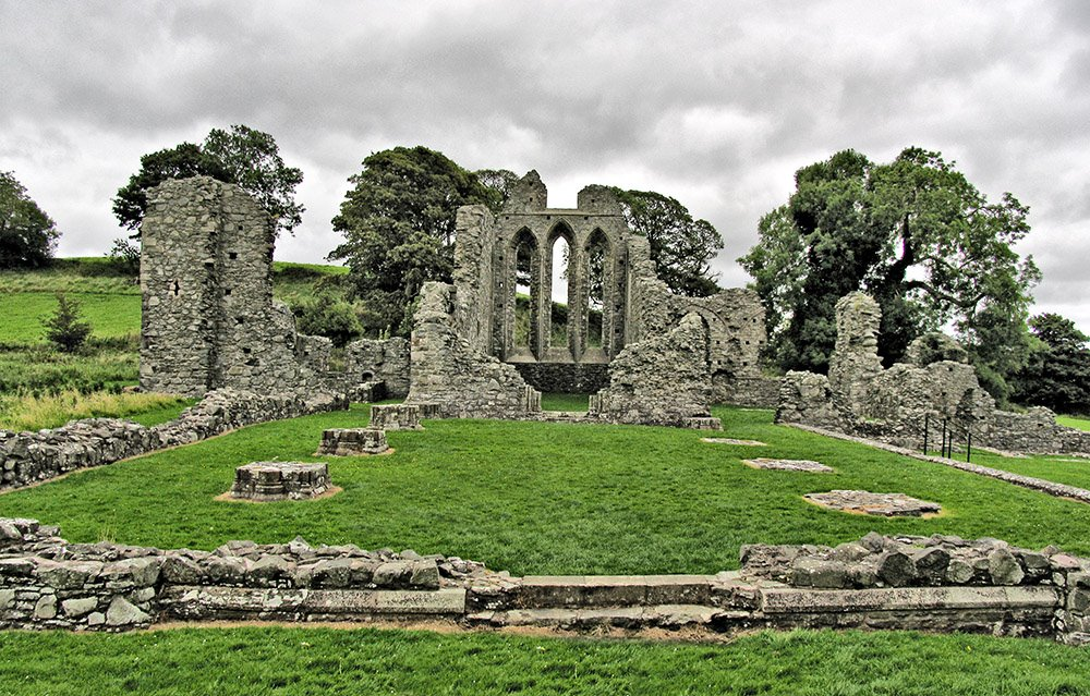 Inch abbey HDR
