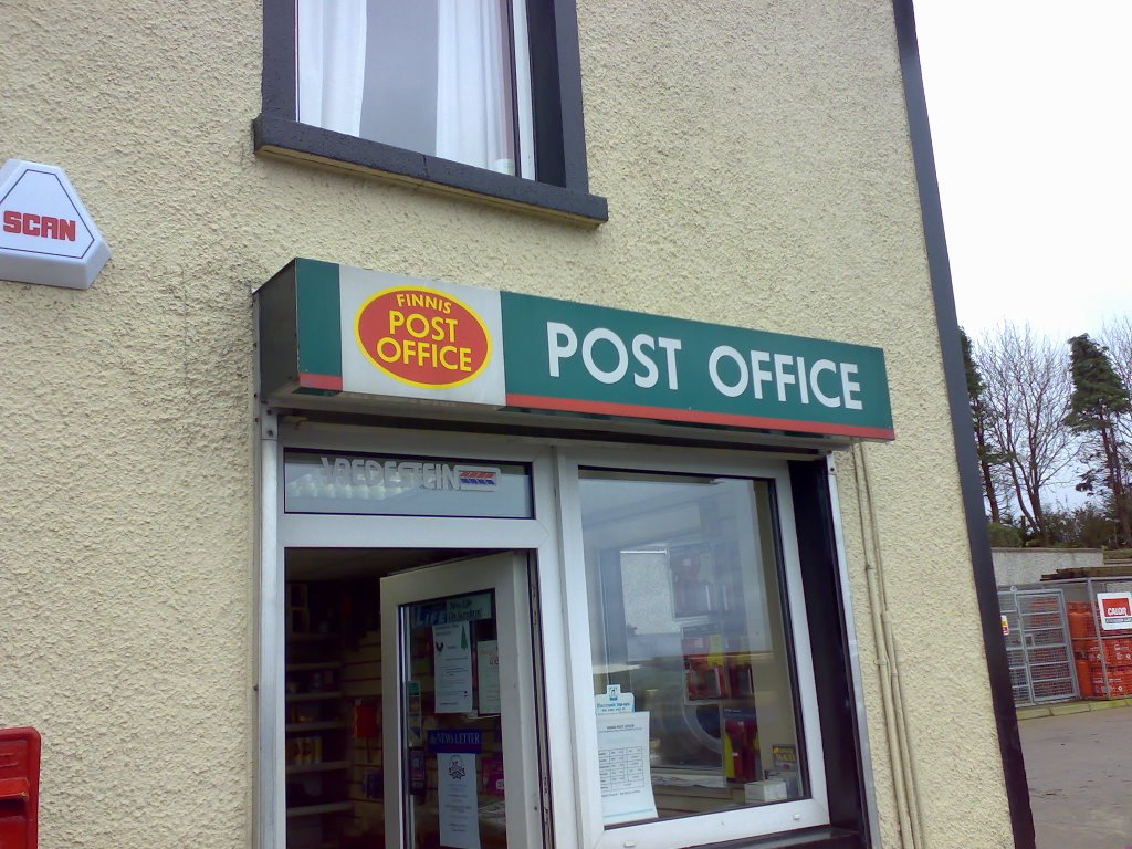 Finnis Post Office