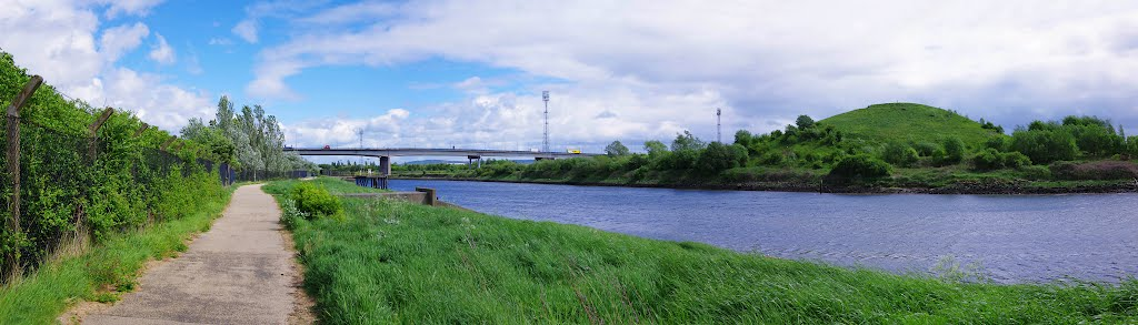 The River Tees Flyover