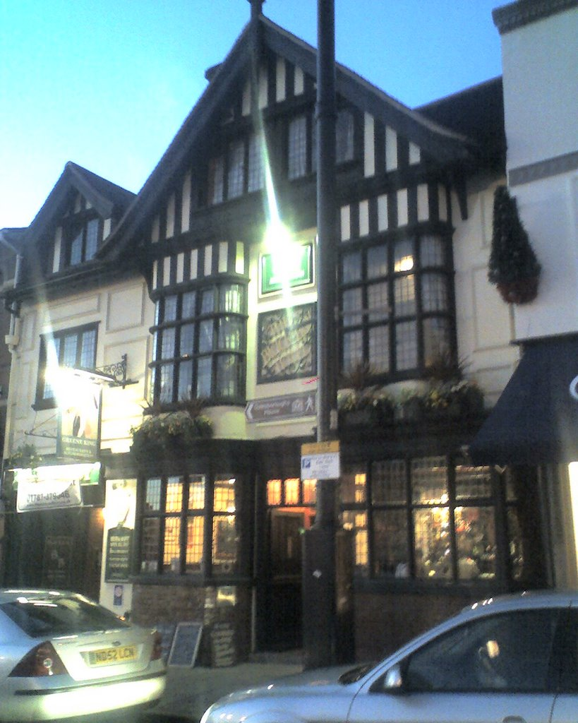 The Black Boy , Sudbury
