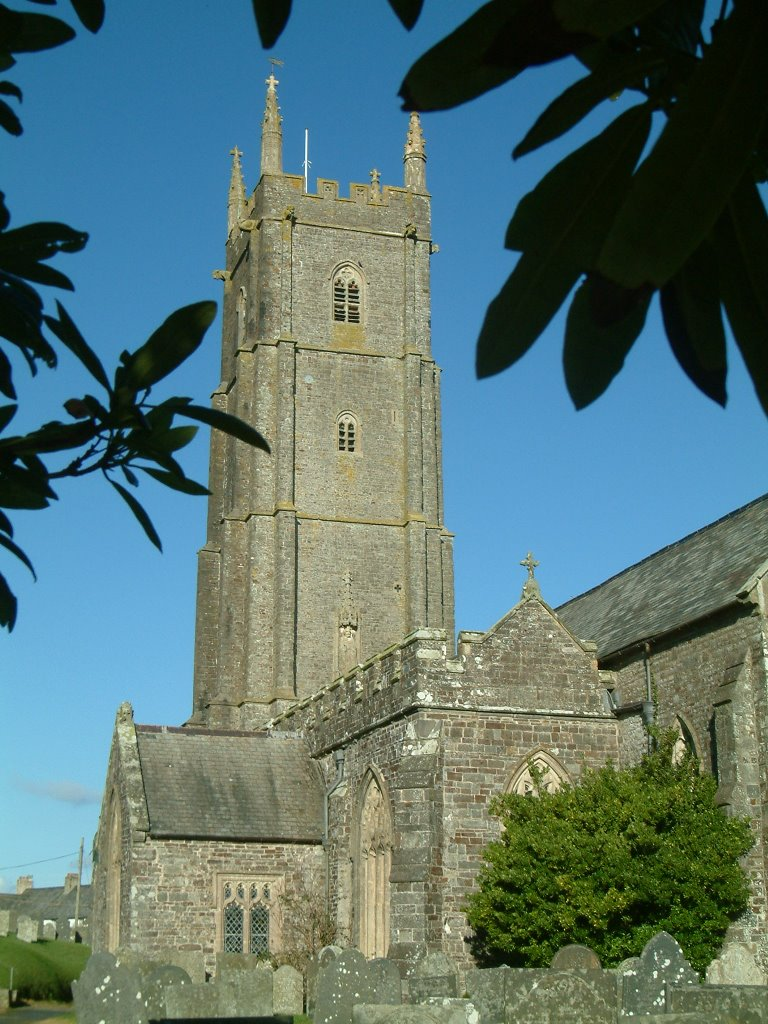 St. Nectans Parish Church, Stoke, Devon