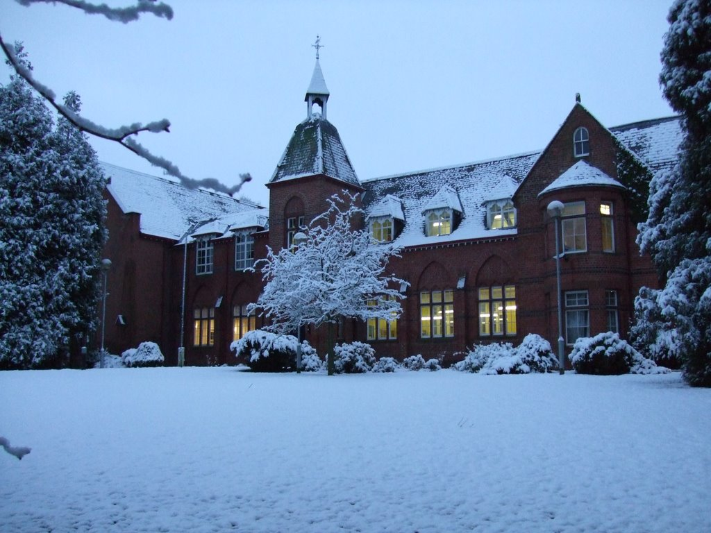 Lurgan College Jan 08