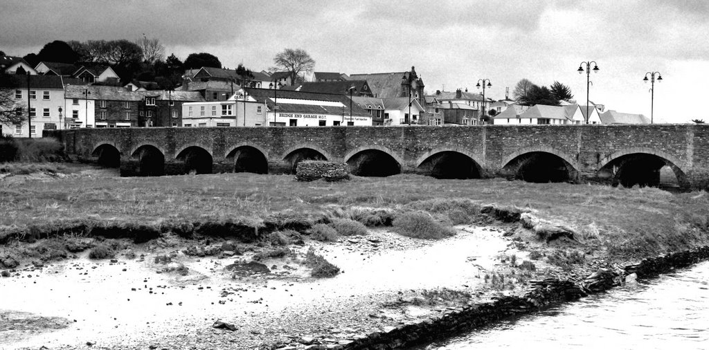 The Bridge at Wadebridge