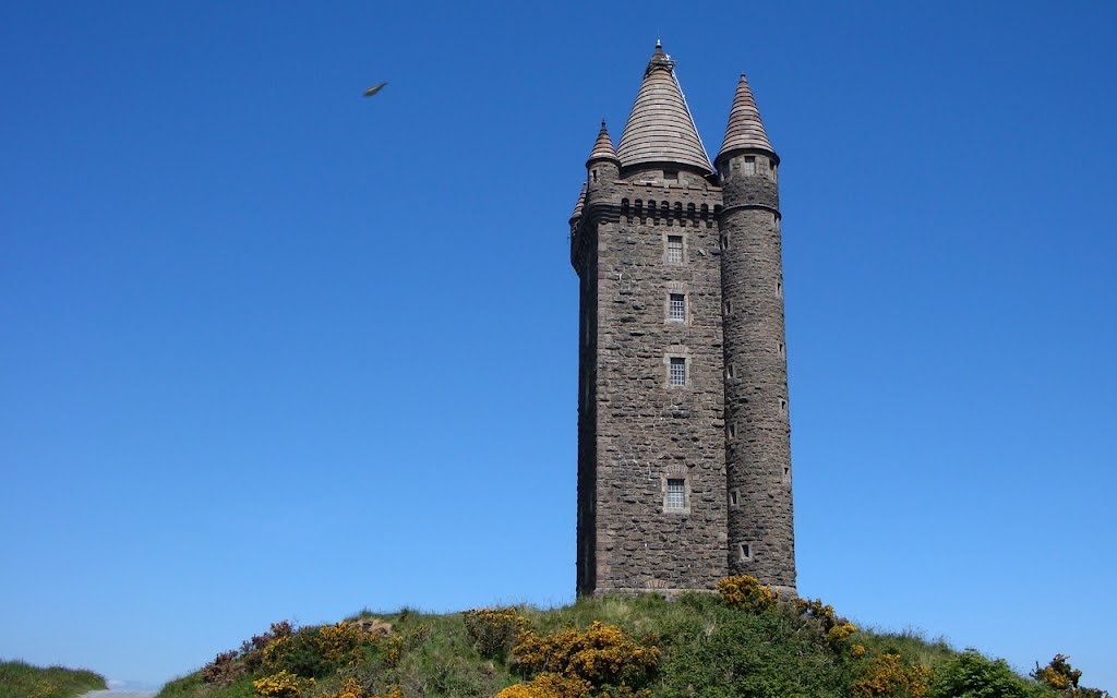 Ulster - Co.Down, Scrabo Tower