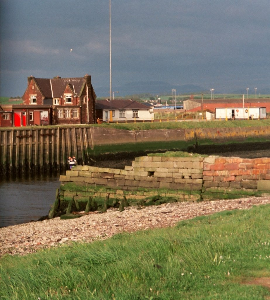 Workington Harbour-master House - 1992