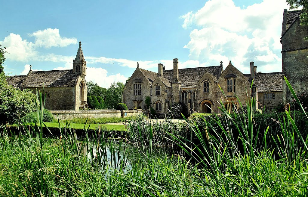 Great Chalfield Parish Church & Manor