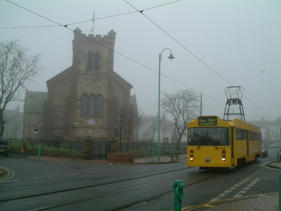 St. Peters Church, Fleetwood, Lancashire