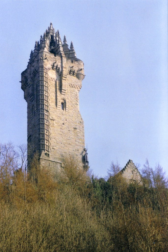 Stirling - William Wallace Monument [29.03.2002]
