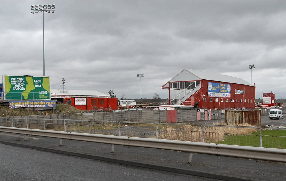 Old Leigh rugby ground