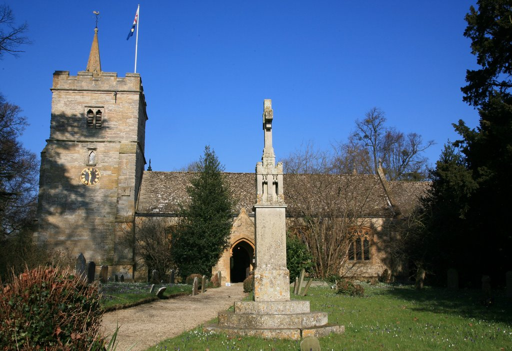 Birlingham, Parish Church, St James
