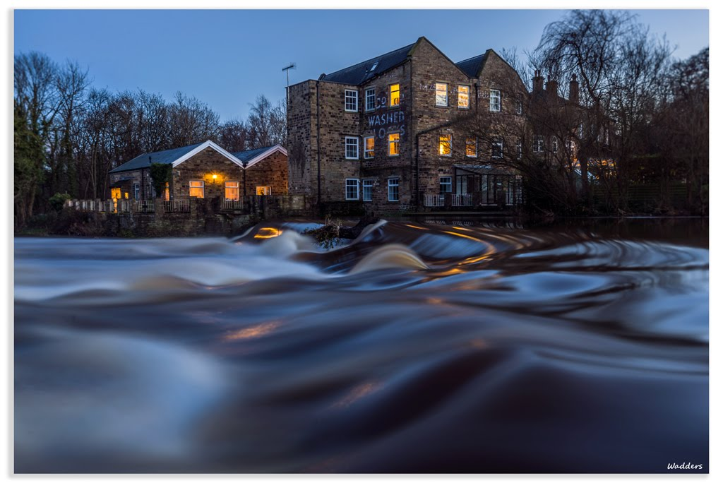 Hirst Mill